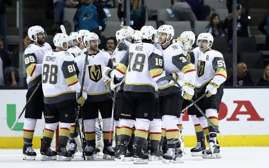 Golden Knights Excitement, Virtual Reality, and Celebrity Chefs